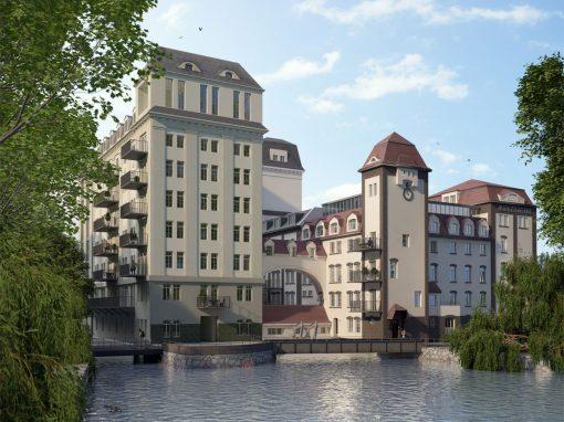 Alte Mühle Leipzig-Stahmeln