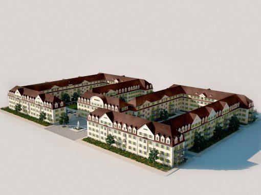 Neue Hofgärten Ludwigshafen